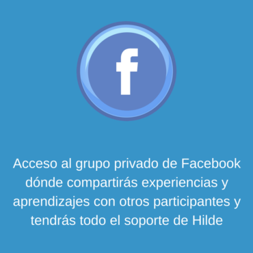 Grupo privado de Facebook