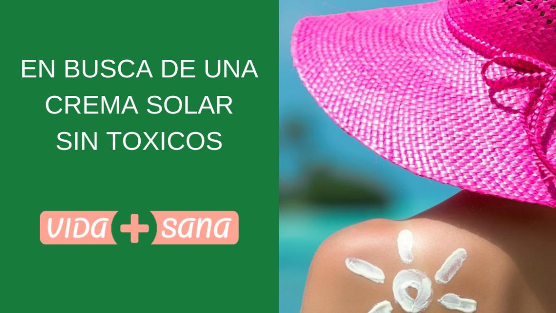 ¿Puede la crema solar ser más perjudicial que el sol?