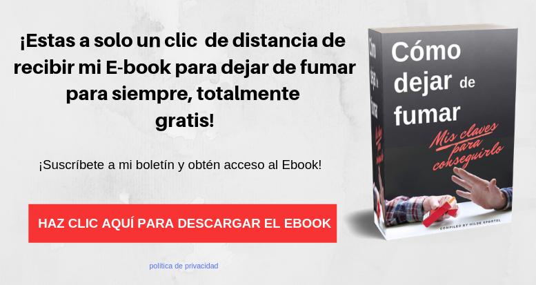 ebook para dejar de fumar